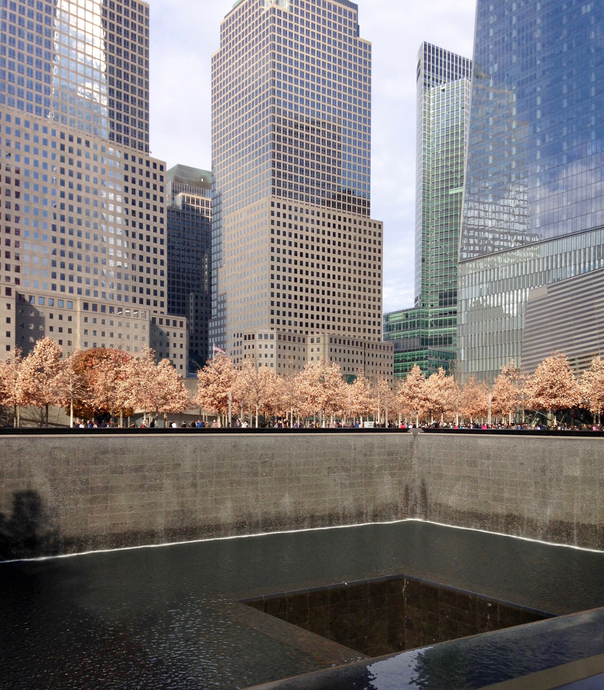 9/11 Memorial New York City