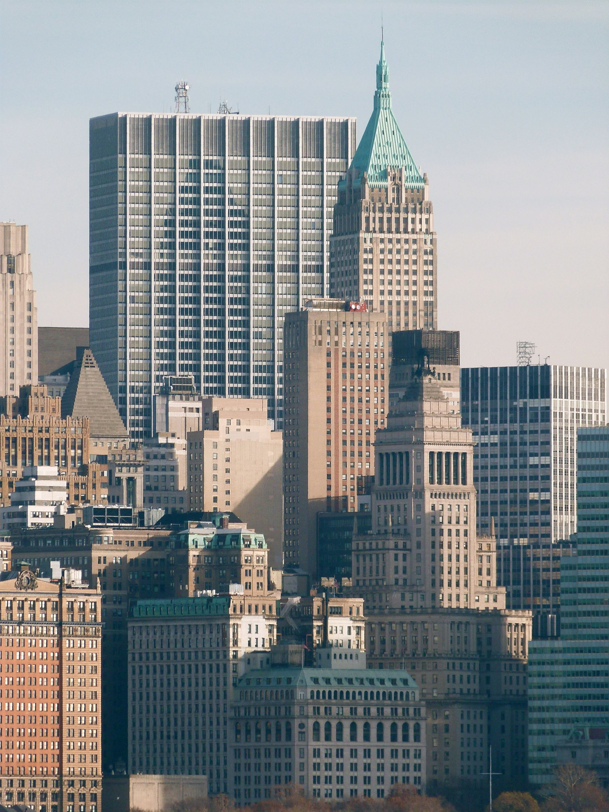 Sights to see in New York City