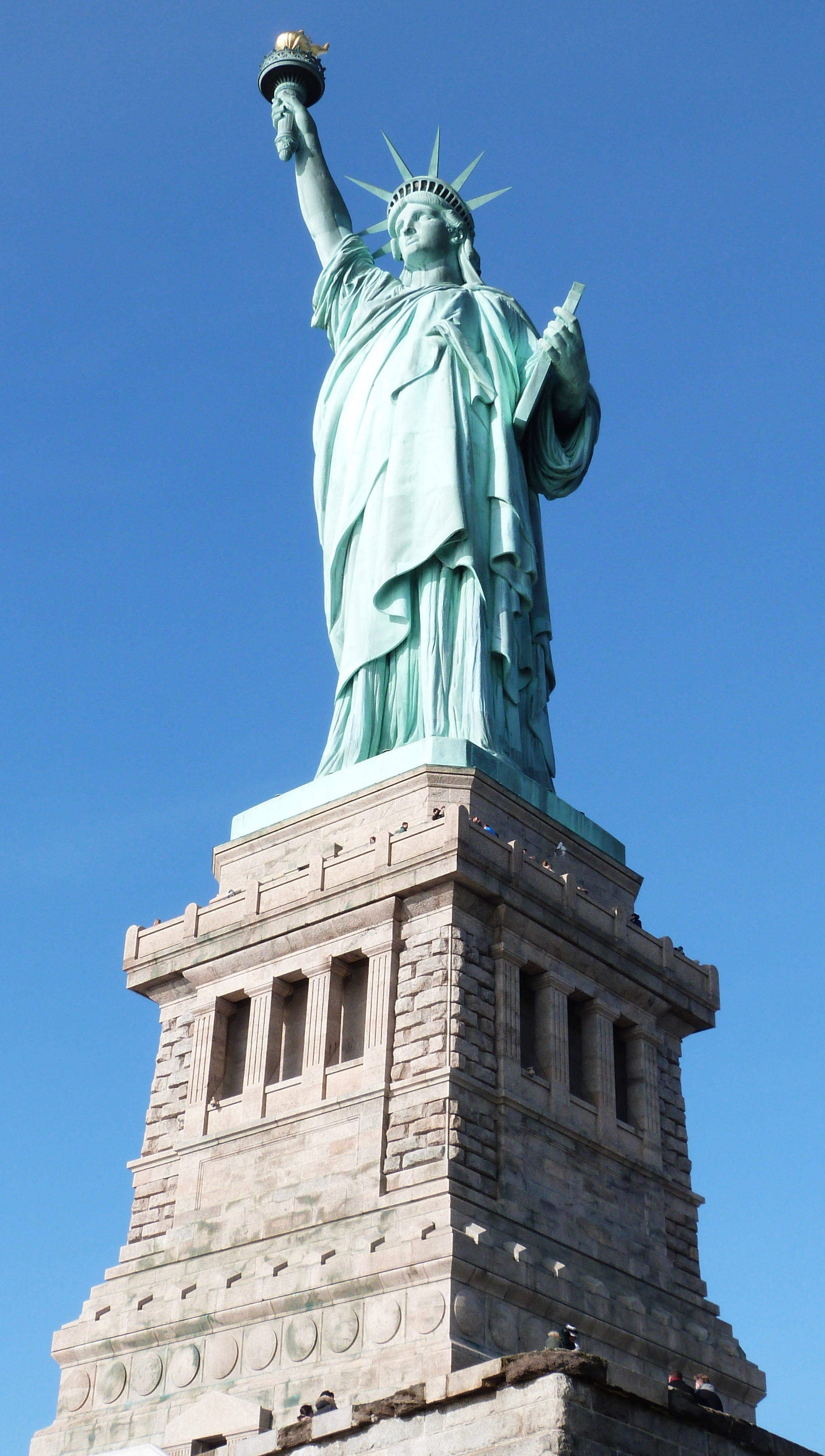 Statue of LibertyNew York City