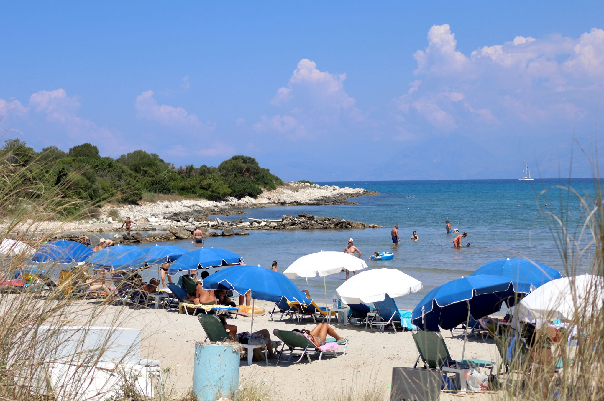 Agios Spiridon beach | Corfu travel guide