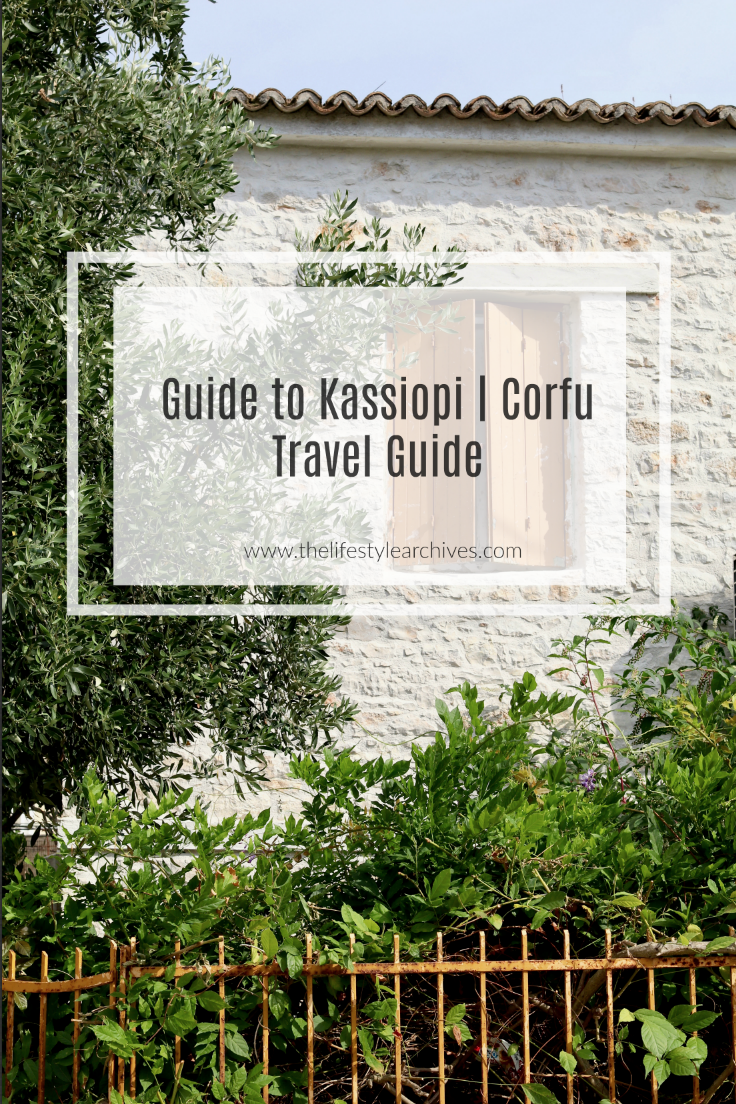 Guide to Kassiopi | Corfu Travel guide