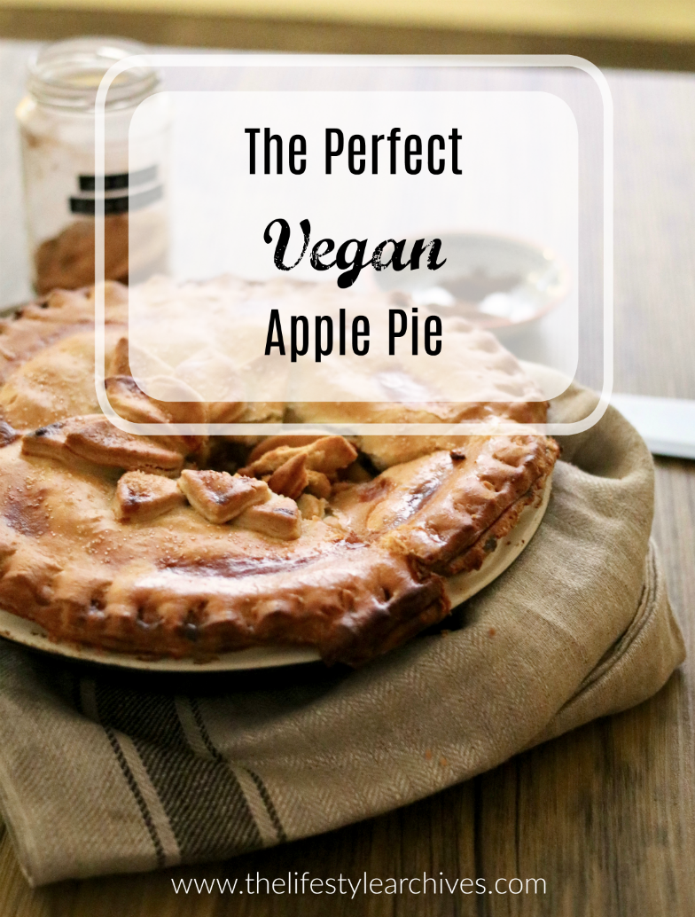 The perfect vegan apple pie recipe