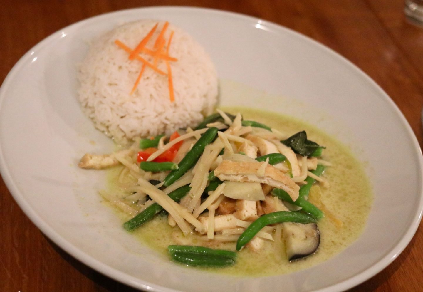 72 Hours In Berlin | Travel Guide-Chez Dang Green Pleaure Tofu green coconut curry